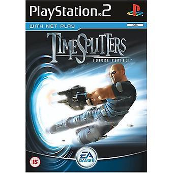 TimeSplitters Future Perfect (PS2) - Som ny