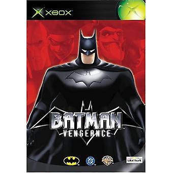 Batman Vengeance (XBOX) - Nouveau