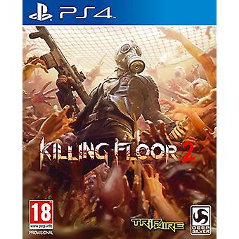 Killing Floor 2 (PS4) - Fabbrica sigillata
