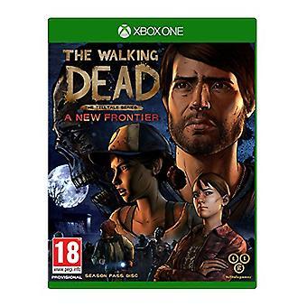 The Walking Dead - Telltale Series The New Frontier (Xbox One) - Als Nieuw