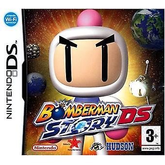 Bomberman Story (Nintendo DS)-fabriks forseglet