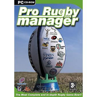 Pro Rugby Manager 2004 (PC) - Uusi