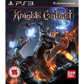 Knights Contract (PS3) - Fabrik versiegelt