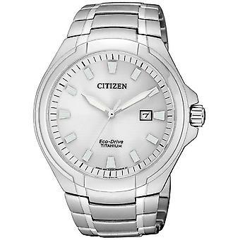 Burger mens watch eco-drive, titanium BM7430 89A