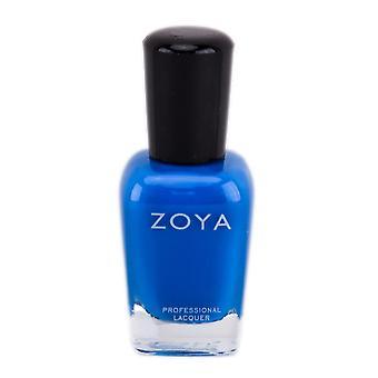 Zoya naturel vernis à ongles - bleu (couleur: Ling - Zp731)