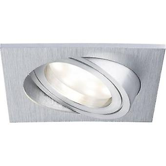 Paulmann Coin 92799 LED recessed light 3-piece set EEC: A+ (A++ - E) 20.4 W Warm white Aluminium