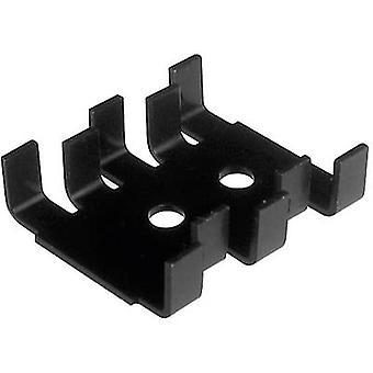 ASSMANN WSW V5236B-T Soporte de transistor 18 K/W (L x An x H) 30 x 25,4 x 7,9 mm A 220, SOT 32