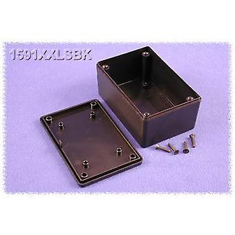 Hammond elektronica 1591XXSSBK universele behuizing 110 x 82 x 44 acrylonitril butadieen styreen zwart 1 PC('s)