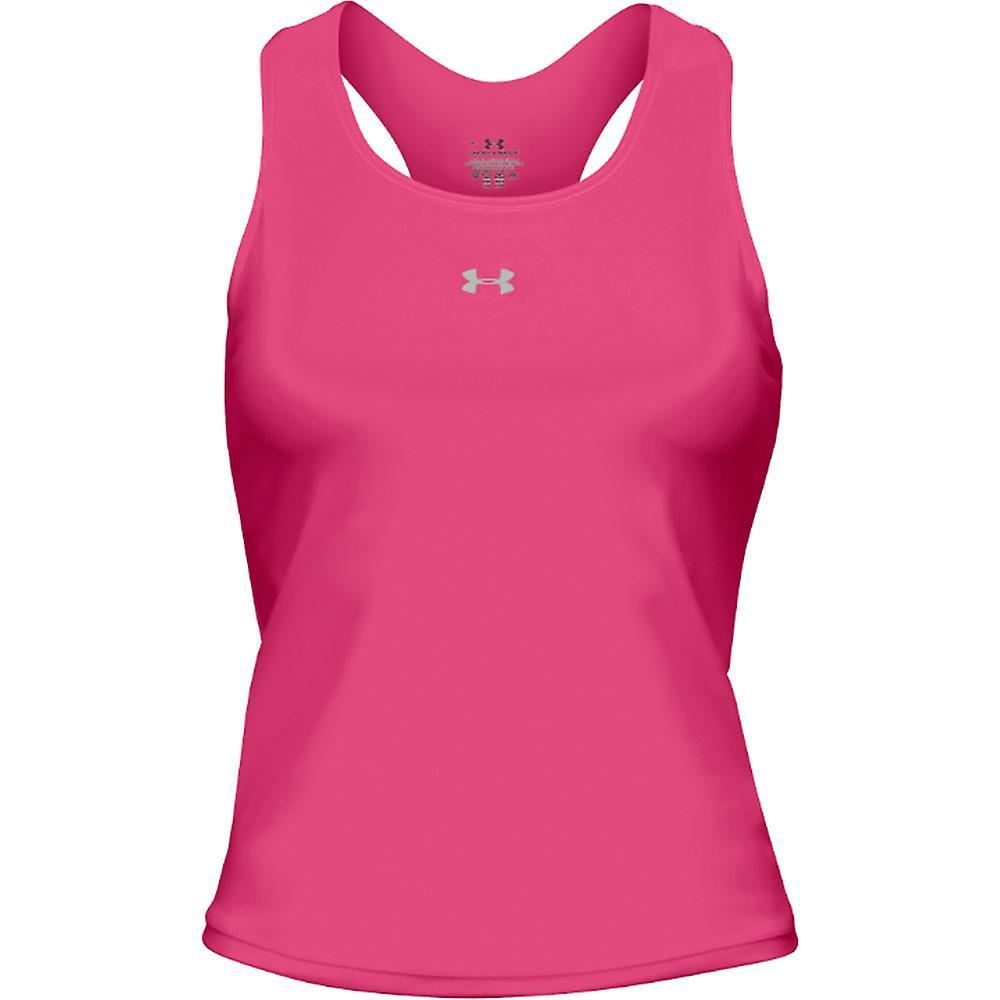 UNDER ARMOUR women's team sporty tank [pink]