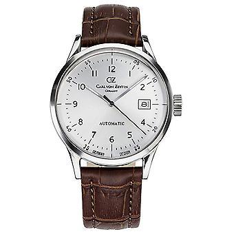 Carl of Zeyten men's watch wristwatch automatic Waldburg CVZ0001SL