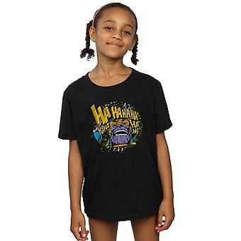 Marvel Girls Thanos Laughs T-Shirt