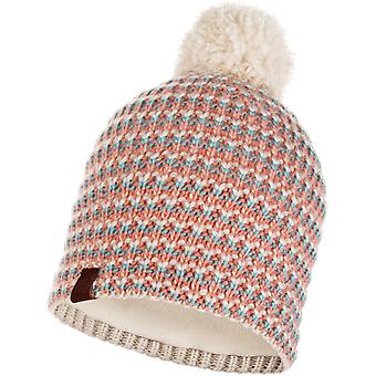 Buff Dana Knitted Bobble Hat in Multi