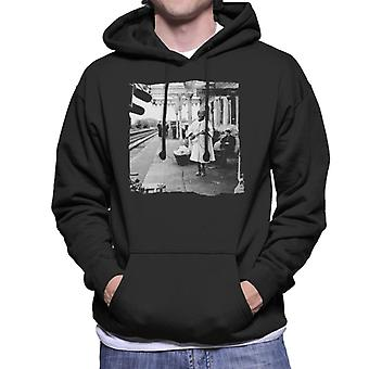TV keer Sister Rosetta Tharpe Blues Gospel Train mannen Hooded Sweatshirt
