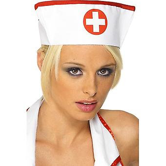 Smiffy's Nurse's Hat Best Quality