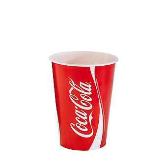 Coca-Cola carta freddo tazze 9oz