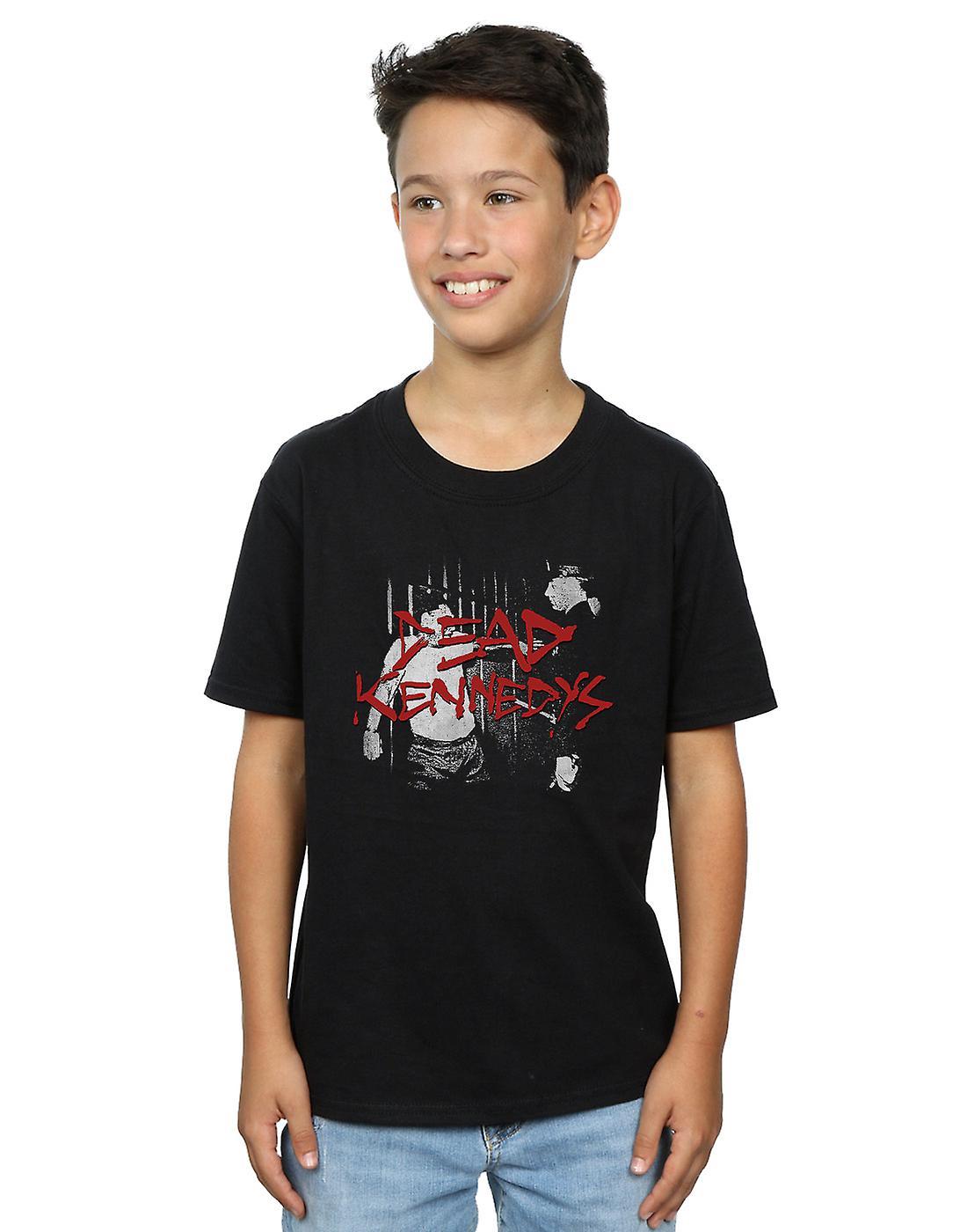 Dead Kennedys Boys Police Truck T-Shirt