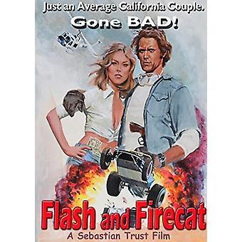 Flash & Firecat [DVD] USA import
