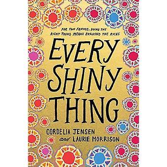 Todo lo brillante de Cordelia Jensen - libro 9781419728648