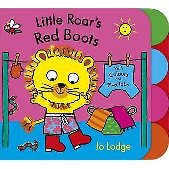 Lilla Roars röda stövlar av Jo Lodge - 9781444904826 bok