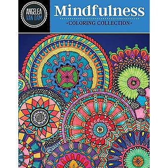 Hello Angel Mindfulness Coloring Collection by Angela Van Dam - 97814