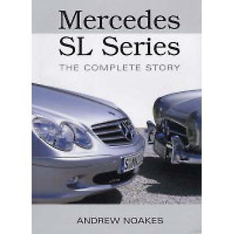 Mercedes-Benz SL Series de Andrew Noakes - libro 9781861266736