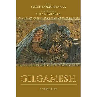 Gilgamesh: En vers Play (Wesleyan poesi)