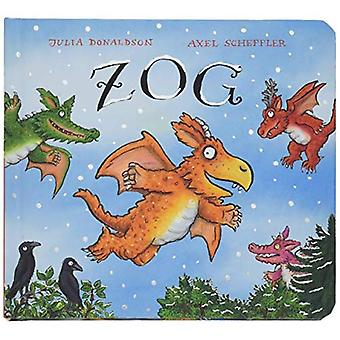 Zog Christmas [Board book]