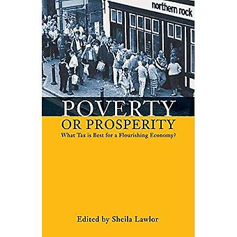 Poverty or Prosperity?: Tax, Public Spending and Economic Recovery