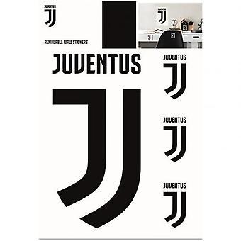 Juventus muur Sticker A4