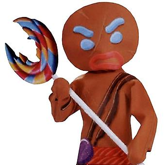 Gingerbread Man blåsa Lollip