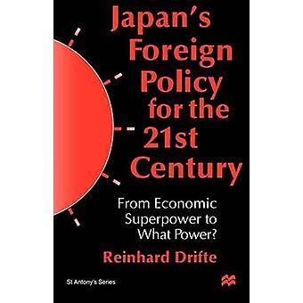 Japans utenrikspolitikk fra økonomiske supermakt til hvilken makt av Drifte & Reinhard