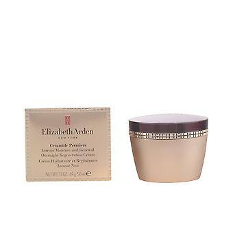 Elizabeth Arden céramide Premiere Intense humidité & renouvellement Night Cream 50 Ml pour femme