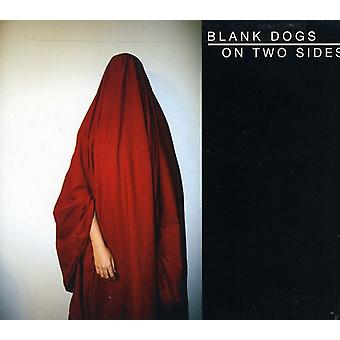 Blank Dogs - On Two Sides [CD] USA import