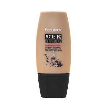 Beauty UK Matte FX Foundation - No.1 Ivory