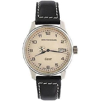 Zeno-relógio mens watch do clássico automático 9 edição limitada 6554-9-e2