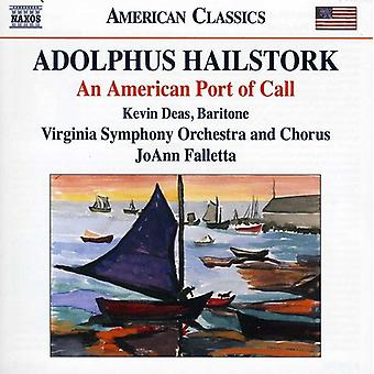 A. Hailstork - Adolphus Hailstork: An American Port of Call [CD] USA import