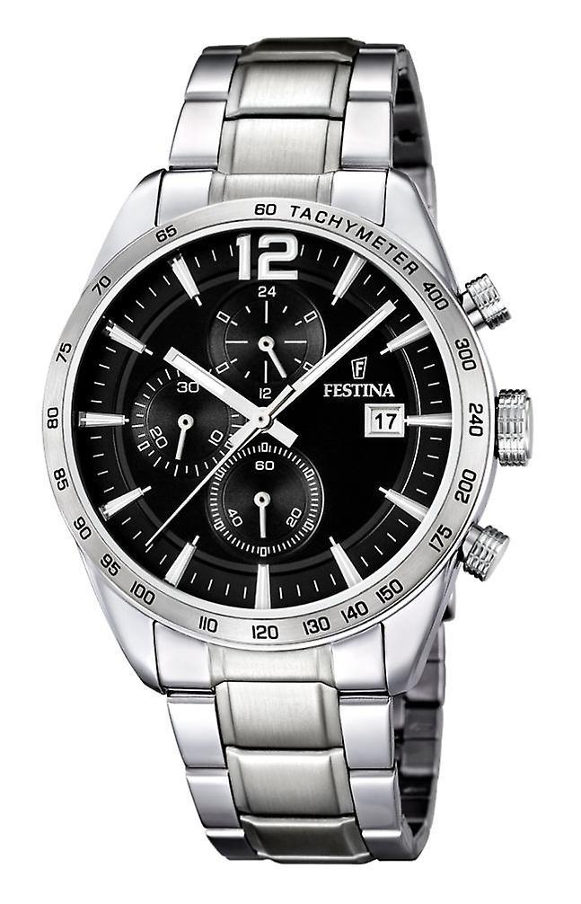 Festina F16759/4 Chronograph watch 44 Mm