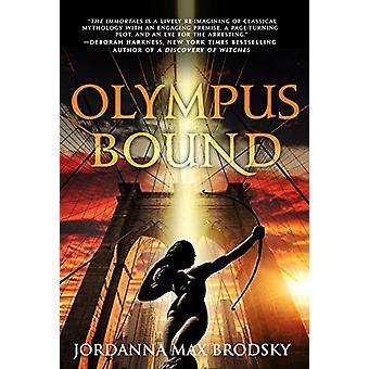 Olympus Bound by Jordanna Max Brodsky - 9780316385947 Book