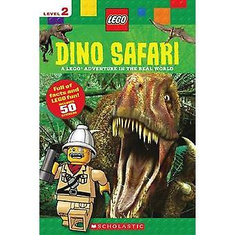Dino Safari by Scholastic - Penelope Arlon - 9780545947664 Book