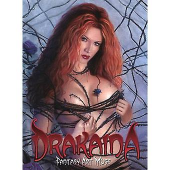 Drakaina - Fantasy Art Muse by Lorenzo Sperlonga - Matt Hughes - Loren
