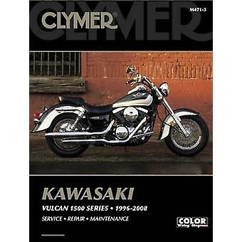 Kawasaki Vulcan 1500 Classic/Drifter/Nomad Series 1996-2008 (Clymer M