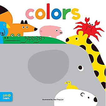 Colors Lift & Learn - Interactive flaps reveal basic concepts for