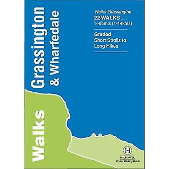 Walks Grassington and Wharfedale by Richard Hallewell - 9781872405452