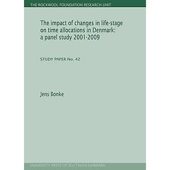Impact of Changes in Life-Stage on Time Allocations in Denmark - A Pan