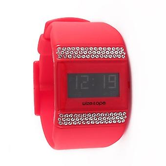 Wize and Ope Classic  Red Digital  Watch WO-ALL-6S