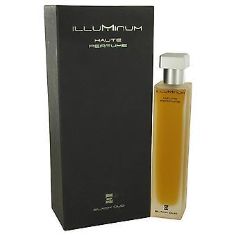 Illuminum black oud eau de parfum spray by illuminum   539334 100 ml