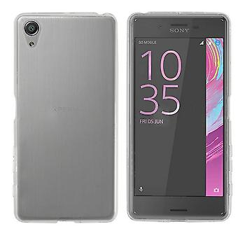 Sony Xperia X Performance Case Transparent - CoolSkin3T