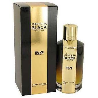 Mancera Black Prestigium By Mancera Eau De Parfum Spray (unisex) 4 Oz (women) V728-536907