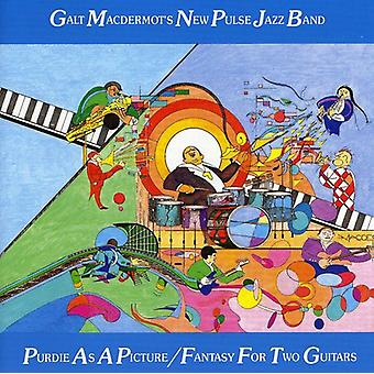 Galt Macdermot - Purdie as a Picture [CD] USA import