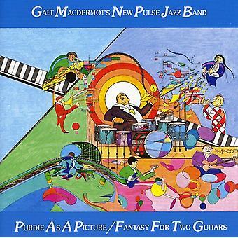 Galt Macdermot - Purdie como imagen [CD] EE.UU. importó
